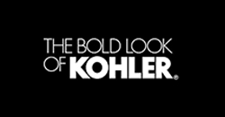 THE BOLD LOOK OF KOHLER